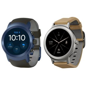 Post thumbnail of グーグル、Android Wear 2.0 搭載スマートウォッチ2機種「LG Watch Sport, LG Watch Style」発表、米国で2月10日より発売