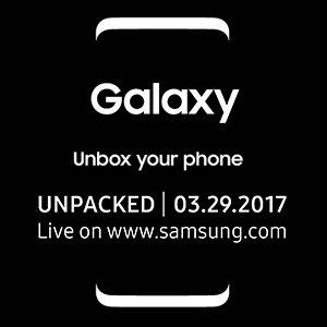 Post thumbnail of サムスン、3月29日に米国ニューヨークで新型スマートフォン発表会 Galaxy Unpacked 2017 開催、「Galaxy S8, S8 Plus」発表
