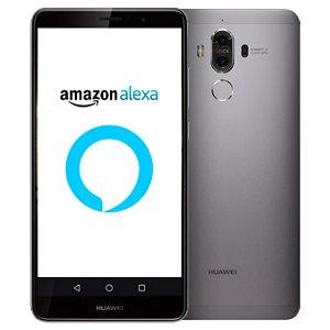 Post Thumbnail of Huawei、世界初 Android スマートフォン「Mate 9」がアマゾンの人工知能「Alexa」に対応、米国販売モデルに標準搭載へ