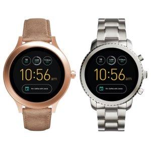 Post Thumbnail of Fossil、Android Wear 2.0 搭載デジタルクラウン採用スマートウォッチ「Q Venture」と「Q Explorist」発表、2017年夏以降発売