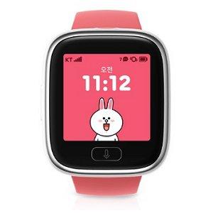 Post Thumbnail of 韓国 KT、音声通話対応コミュニケーションアプリ LINE とコラボした子供向けスマートウォッチ「LINE Kids Phone 2」発表