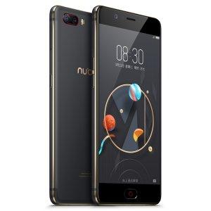 Post thumbnail of ZTE、1300万画素デュアルカメラ搭載 5.5インチスマートフォン「Nubia M2」発表、価格2699元(約44,000円)より