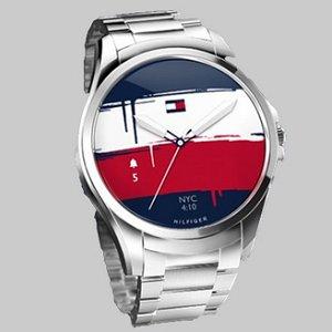 Post Thumbnail of 米国ファッションブランド Tommy Hilfiger、Android Wear 2.0 搭載スマートウォッチ「TH24/7You」発表、2017年夏以降発売