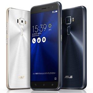 Post thumbnail of ASUS ジャパン、画面サイズを大きくした5.5インチスマートフォン「ZenFone 3 (ZE552KL)」登場、価格42,800円で3月17日発売