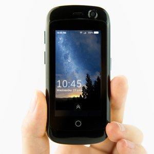 Post thumbnail of Unihertz、世界最小 2.45インチ画面 LTE 通信対応 Android スマートフォン「Jelly Pro」の日本国内販売を開始、価格13,799円