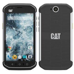 Post thumbnail of オンキヨー、建設機械で有名な Caterpillar ブランドのタフネススマートフォン「S40」取扱発表、価格5万前後で5月下旬発売