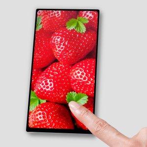 Post thumbnail of ジャパンディスプレイ、スマートフォン向け4辺狭額縁デザインの6インチ液晶ディスプレイ「Full Active」開発、6月より量産開始