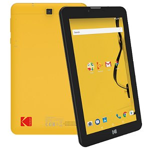 Post thumbnail of コダック、3G 通信や音声通話に対応した低スペック 7インチタブレット「Kodak Tablet 7」発表、価格89ユーロ(約11,000円)