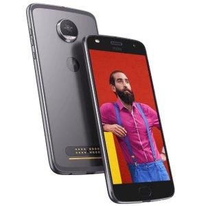 Post thumbnail of モトローラ・ジャパン、Moto Mods 対応 Snapdragon 626 搭載 5.5インチスマートフォン「Moto Z2 Play」登場、価格53,800円で6月29日発売
