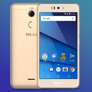 Post thumbnail of BLU、フロント LED フラッシュ指紋センサー搭載 5.2インチスマートフォン「R2 LTE」発表、価格100ドル(約11,000円)程度