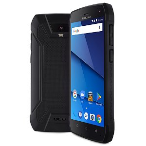 Post thumbnail of BLU、耐衝撃や防水防塵対応 4300mAh バッテリー搭載の5インチタフネススマートフォン「Tank Xtreme Pro」発表