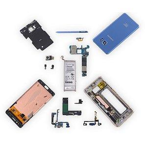 Post thumbnail of サムスン、スマートフォン「Galaxy Note 7」リフレッシュモデル「Galaxy Note FE」分解レポート、バッテリー小型化されつつも中身は殆ど同じ