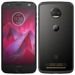 Post thumbnail of モトローラ、デュアルカメラ指紋センサーフロント LED フラッシュ搭載 2K 解像度 5.5インチスマートフォン「Moto Z2 Force Edition」発表