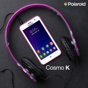 Post Thumbnail of ポラロイド、フロント LED フラッシュ搭載 3G スマートフォン2機種「Cosmo K」「Cosmo K Plus」発表、価格1869ペソ(約12,000円)より