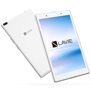 Post thumbnail of NEC、Android 7.1 立てかけスタンド付属 LAVIE Tab E シリーズ 8インチタブレット「TE508/HAW」発表、価格23,800円で8月3日発売