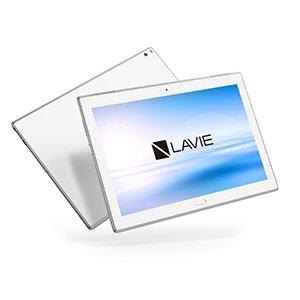 Post thumbnail of NEC、Android 7.1 指紋センサー搭載 LAVIE Tab E シリーズ 10.1インチタブレット「TE510/HAW」発表、価格36,800円で8月3日発売