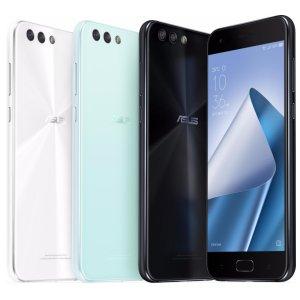 Post Thumbnail of ASUS、デュアルカメラ指紋センサー搭載 5.5インチスマートフォン「ZenFone 4 (ZE554KL)」発表、価格10990台湾ドル(約4万円)より