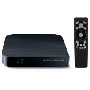 Post thumbnail of ピクセラ、Android TV 搭載 4K HDR 動画再生対応 IP セットトップボックス「PIXELA Smart BOX」登場、価格14,800円で10月6日発売
