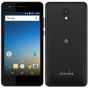 Post thumbnail of コヴィア、Android 7.0 搭載 LTE 通信 NFC 対応 4.5インチ SIM フリースマートフォン「FLEAZ Que +N」登場、価格15,800円で11月20日発売