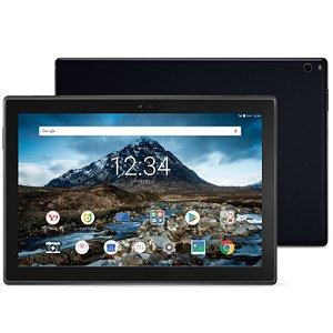 Post thumbnail of ワイモバイル、LTE 通信や防水、フルセグに対応した10.1インチタブレット「Lenovo Tab4 (702LV)」発表、2018年3月上旬発売