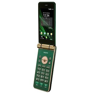 Post thumbnail of au、耐衝撃防水防塵対応ワンプッシュボタン搭載 Android ベース二つ折りフィーチャーフォン「AQUOS K SHF34」登場、12月15日発売