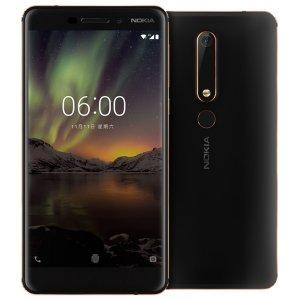 Post Thumbnail of ノキア、Snapdragon 630 RAM 4GB 搭載 5.5インチスマートフォン「Nokia 6 (2018)」登場、価格1499元(約26,000円)より