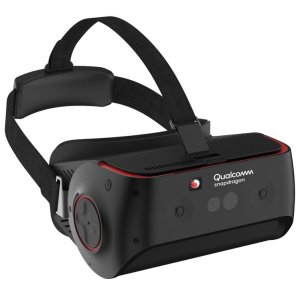 Post thumbnail of Qualcomm、製品単体で利用可能な Android 搭載 VR ヘッドセット「Snapdragon 845 Mobile VR Freference Design」発表