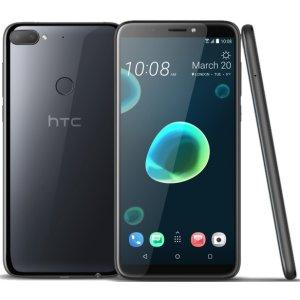 Post thumbnail of HTC、デュアルカメラ搭載アスペクト比 18対9 縦長ミッドレンジモデルの大型6インチスマートフォン「Desire 12+」発表