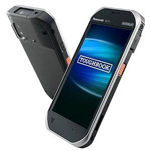 Post thumbnail of パナソニック、企業法人向けタフネス 5インチ端末「TOUGHBOOK FZ-T1」登場、LTE 通信対応や Wi-Fi モデル用意