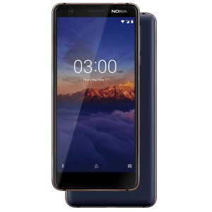 Post Thumbnail of ノキア、Android One プラットフォーム採用 5.2インチスマートフォン「Nokia 3.1」発表、価格139ユーロ(約18,000円)