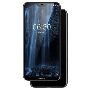 Post thumbnail of ノキア、デュアルカメラ搭載ノッチディスプレイ採用 5.8インチスマートフォン「Nokia X6」発表、価格1299元(約22,000円)より
