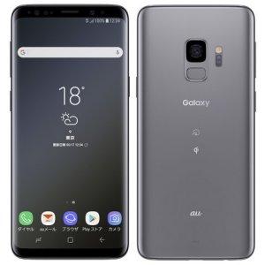 Post thumbnail of au、スーパースローモーション撮影や AR 絵文字に対応 5.8インチスマートフォン「Galaxy S9 SCV38」登場、5月18日発売