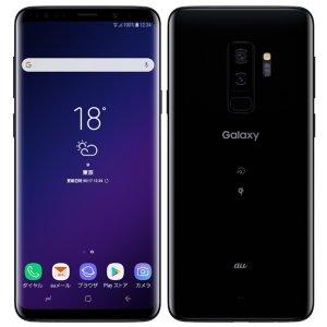 Post thumbnail of au、デュアルカメラ搭載スーパースローモーション撮影対応 6.2インチスマートフォン「Galaxy S9+ SCV39」登場、5月18日発売