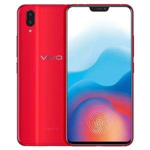 Post thumbnail of Vivo、デュアルカメラ搭載ノッチ(切り欠け)ディスプレイ採用 6.28インチスマートフォン「X21」発表