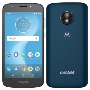 Post thumbnail of モトローラ、前面 LED フラッシュ搭載エントリーモデル 5.2インチスマートフォン「Moto E5 CRUISE」発表、米 Cricket にて発売