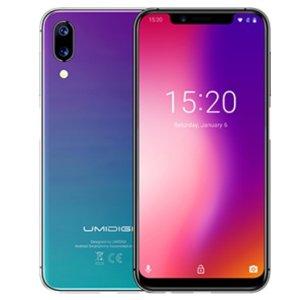 Post thumbnail of Umi Mobile、デュアルカメラ搭載ノッチディスプレイ採用 5.9インチスマートフォン「UMIDIGI ONE, ONE Pro」発表、価格169.99ドル(約19,000円)より