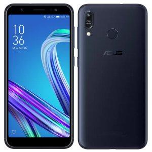 Post thumbnail of ASUS、4000mAh バッテリー指紋センサー搭載 5.45インチスマートフォン「ZenFone Max M1 (ZB556KL)」発表、価格7499ルピー(約12,000円)