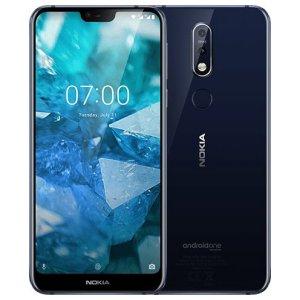 Post thumbnail of ノキア、Snapdragon 636 デュアルカメラ搭載ノッチディスプレイ採用 5.84インチスマートフォン「Nokia 7.1」発表