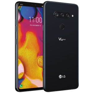 Post thumbnail of LG、5つのカメラ搭載し耐衝撃や防水防塵に対応したノッチディスプレイ採用 6.4インチマートフォン「V40 ThinQ」発表