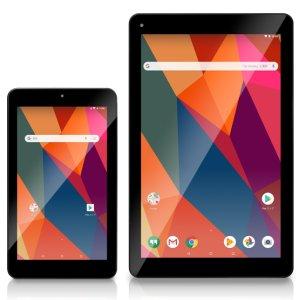 Post Thumbnail of インバースネット、Android 8.1 搭載 Wi-Fi タブレット2機種 7インチ「JT07-81B」と10.1インチ「JT10-81B」発売、価格12,800円より