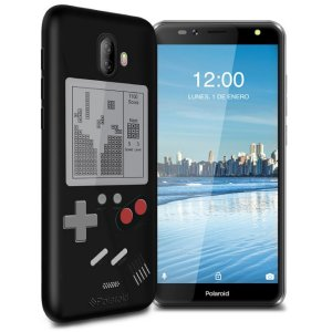 Post Thumbnail of ポラロイド、ゲームができるカバーが付属したデュアルカメラ搭載 5.45インチスマートフォン「Polaroid Cosmo C6」発表