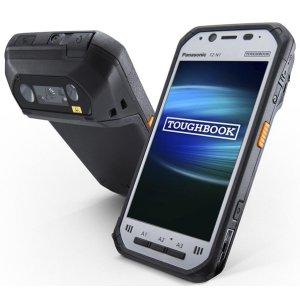 Post Thumbnail of パナソニック、耐衝撃や防水防塵対応バーコードリーダー搭載 4.7インチハンドヘルド「TOUGHBOOK FZ-N1」発表、企業法人向けに11月21日発売