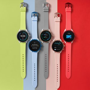 Post thumbnail of Fossil、円形ディスプレイ Snapdragon Wear 3100 搭載 防水対応 Wear OS スマートフォン「Sport SmartWatch」発売、価格36,000円