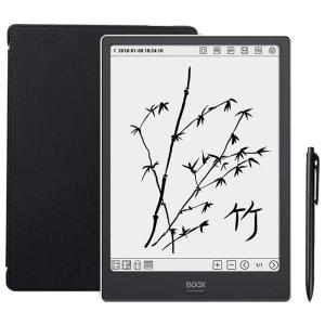 Post thumbnail of SKT、E-Ink 電子ペーパー採用ワコムスタイラス付属 10.3インチタブレット「BOOX Note Plus」登場、価格59,800円で12月25日発売
