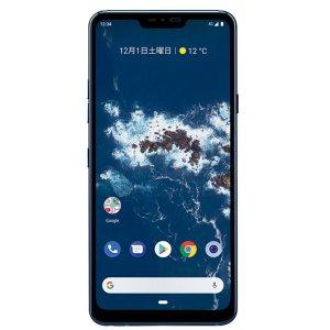 Post thumbnail of ワイモバイル、LG 製 AI カメラ搭載 ノッチディスプレイ 6.1インチスマートフォン「Android One X5」発表、12月13日発売