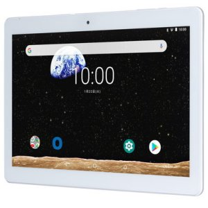 Post thumbnail of BLUEDOT、Android 8.1 搭載 microHDMI 端子を備えた低価格 10.1インチタブレット「BNT-1012W」登場、価格13,980円で発売