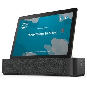 Post thumbnail of レノボ・ジャパン、Alexa 対応スマートドック付き 10.1インチタブレット「Lenovo Smart Tab P10 with Amazon Alexa」登場、1月25日発売
