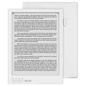 Post thumbnail of SKT、E-Ink 電子ペーパー採用ワコムスタイラス対応 13.3インチタブレット「BOOX Max2 Pro」登場、価格89,800円で発売