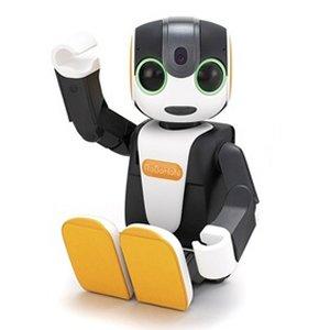 Post thumbnail of シャープ、Android 搭載モバイル型ロボット「RoBoHoN (ロボホン)」新モデル3機種「SR-03M-Y, SR-04M-Y, SR-05M-Y」発表