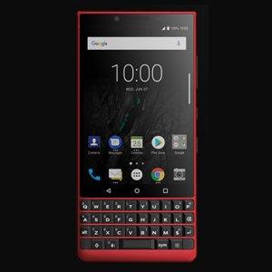 Post Thumbnail of FOX、デュアルカメラ QWERTY キーボード搭載スマートフォン国内100台限定モデル「BlackBerry KEY2 RED EDITION」登場、4月発売